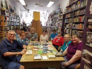 Aunt Agatha's Book Club